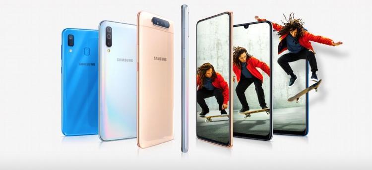 Pengambilan Gambar Semakin Keren Dengan Triple Camera Samsung Galaxy A80