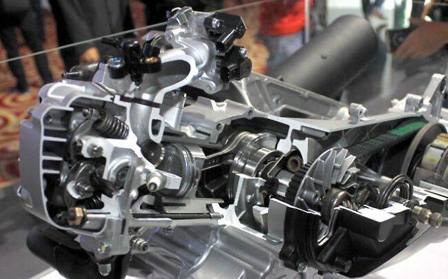 Teknologi Motor