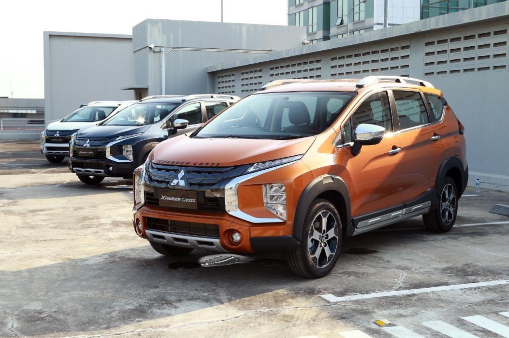 Low Mpv Terlari, Mitsubishi Xpander